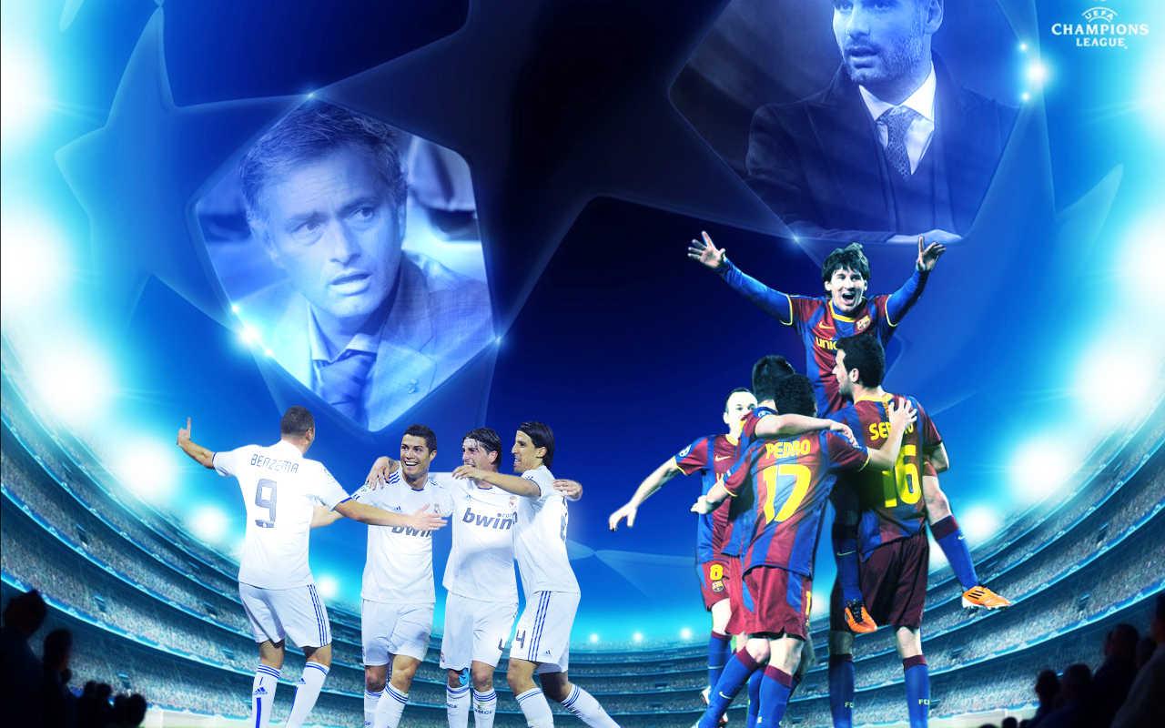el clasico champions league