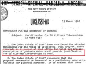 CIA vs Cuba